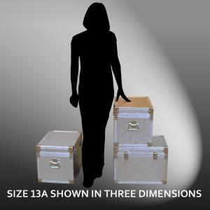 Size 13A - 61.5 LITRE - L49 x W34 x H37 cm