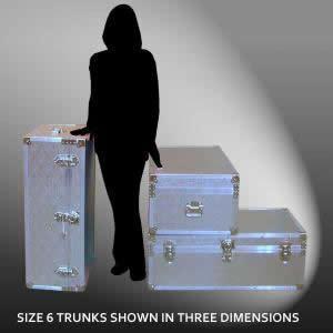 Size 06 - 161 LITRE - L92 x W50 x H35 cm