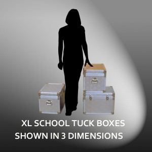 XL Boarding Tuck Boxes