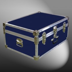 10-089 RE NAVY 27 Cabin Storage Trunk with Alloy Trim