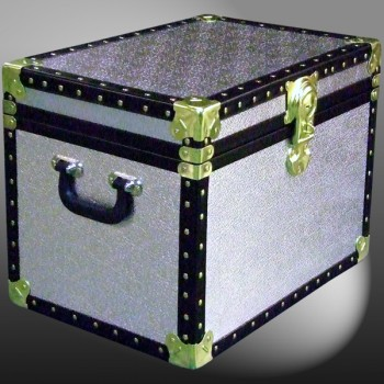 13A-072 AS ALLOY XL Tuck Box Storage Trunk with ABS Trim