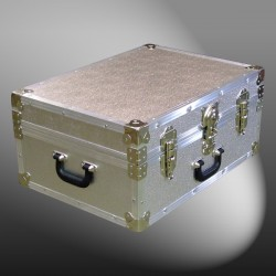 11-077 AE ALLOY 24 Storage Trunk Case with Alloy Trim