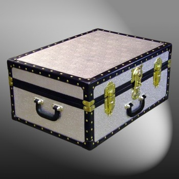 11-076 AS ALLOY 24 Storage Trunk Case with ABS Trim