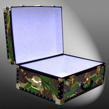 11-135 JC JUNGLE CAMO 24 Storage Trunk Case with ABS Trim