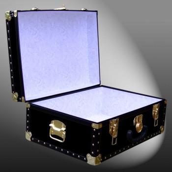 11-082 R BLACK 24 Storage Trunk Case with ABS Trim