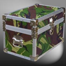 12-066.5 JCE JUNGLE CAMOTuck Box Storage Trunk with Alloy Trim