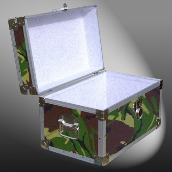 12-066.5 JCE JUNGLE CAMOTuck Box Storage Trunk with Alloy Trim