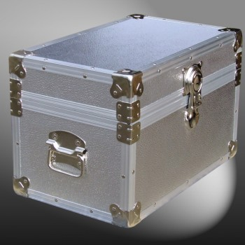 12-055 AE ALLOY Tuck Box Storage Trunk with Alloy Trim