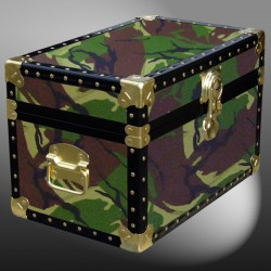 12-066 JC JUNGLE CAMO Tuck Box Storage Trunk with ABS Trim