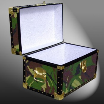 12-066 JC JUNGLE CAMO Tuck Box Storage Trunk with ABS Trim