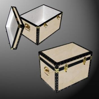 13-067 W WOOD LP 150 Storage Trunk with ABS Trim