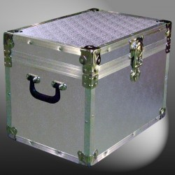 13A-073 AE ALLOY XL Tuck Box Storage Trunk with Alloy Trim