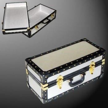 16-061 AS ALLOY Single 100 Storage Trunk with ABS Trim