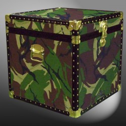 20-144 JC JUNGLE CAMO Cube Storage Trunk with ABS Trim