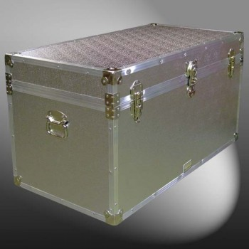 04-102 AE ALLOY 38 Deep Storage Trunk with Alloy Trim