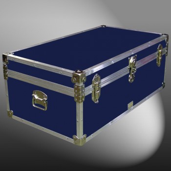 06-093 RE NAVY 36 Cabin Storage Trunk with Alloy Trim