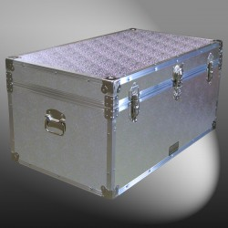 07-081 AE ALLOY 33 Deep Storage Trunk with Alloy Trim