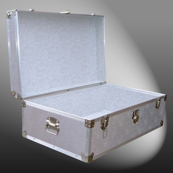 09-079 AE ALLOY 30 Cabin Storage Trunk with Alloy Trim