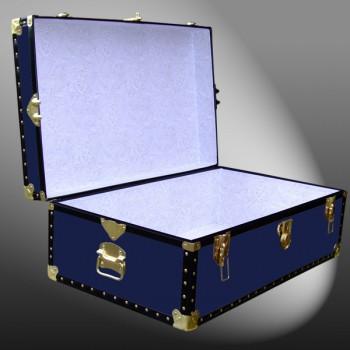 09-084 R NAVY 30 Cabin Storage Trunk with ABS Trim
