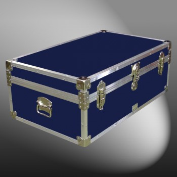 08-091 RE NAVY 33 Cabin Storage Trunk with Alloy Trim