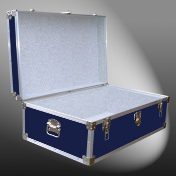 09-090 RE NAVY 30 Cabin Storage Trunk with Alloy Trim