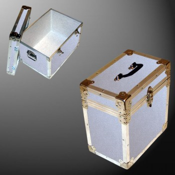 15-063 AE ALLOY LP 50 Storage Trunk with Alloy Trim