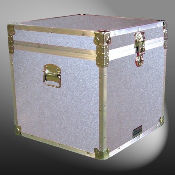 20-088 AE ALLOY Cube Storage Trunk with Alloy Trim