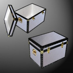 13-070 AS ALLOY LP 150 Storage Trunk with ABS Trim