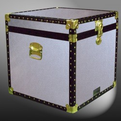 20-087 AS ALLOY Cube Storage Trunk with ABS Trim