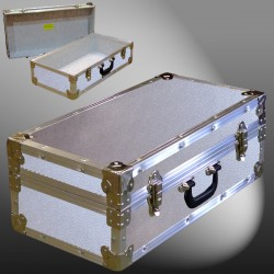 18-064 AE ALLOY CD 100 Storage Trunk with Alloy Trim