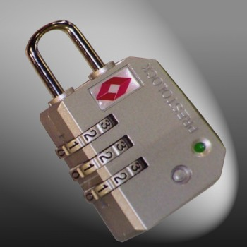 Combination padlock TSA Customs Approved